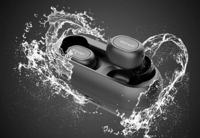 Auriculares Bluetooth HOMSCAM QCY T1, Los mejores auriculares 2020.